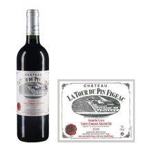 法国圣埃美隆列级庄 飞卓塔酒庄红葡萄酒 2006年