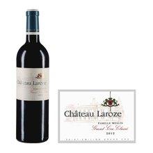法国圣埃美隆列级庄 纳鲁斯庄园红葡萄酒 2012年