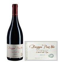 法国勃艮第·大区级 亚力士甘宝酒庄帕皮斯特酿红葡萄酒  2013年