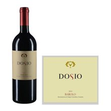巴罗洛DOCG  多西欧酒庄巴罗洛红葡萄酒 2010年
