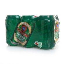青岛啤酒11度6罐装((330ml*6))