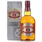 芝华士(Chivas)洋酒 12年苏格兰威士忌 750ml