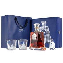 法国洋酒 原瓶原装进口 法兰西帝尊特藏XO白兰地700ml 礼盒