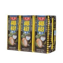 ¥椰树牌椰汁植物蛋白饮料((245ml*6))