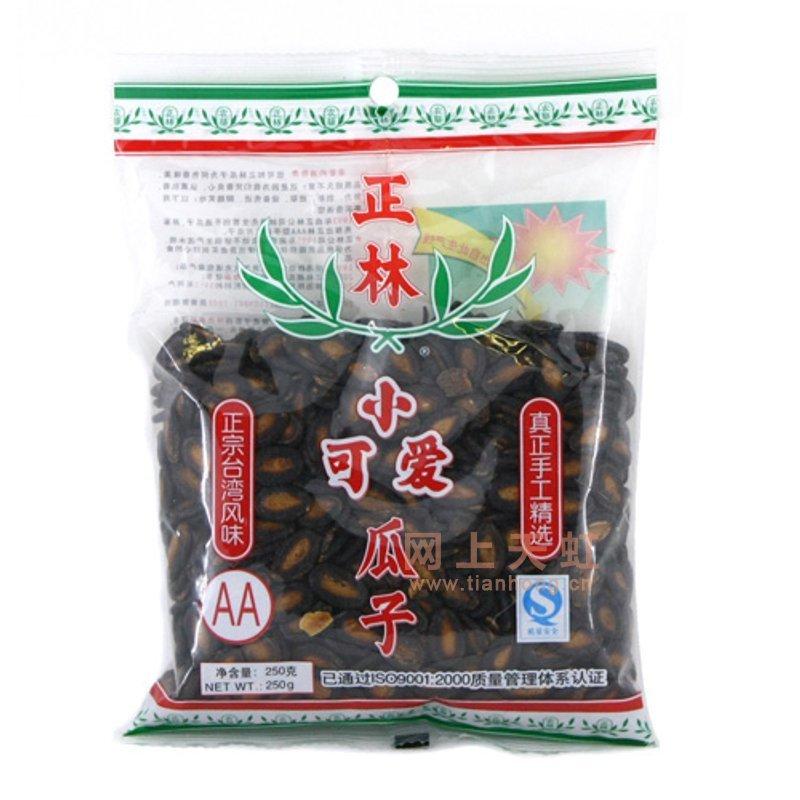 正林小可爱黑瓜子(250g)