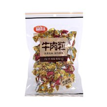 $富益牛肉粒(香辣味)(80g)