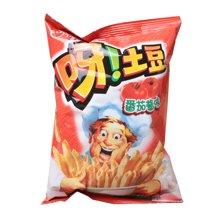好丽友呀!土豆薯条(蕃茄酱味)(40g)