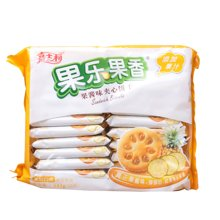 嘉士利果乐果香果酱味夹心饼干(凤梨口味)(443g)