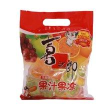 喜之郎乳酸钙果汁果冻(495g)