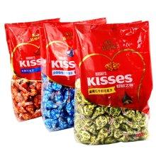 Hersheys/好时 好时kisses巧克力 好时1000g散装巧克力 婚庆喜糖果 休闲零食品 多种口味