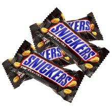 士力架巧克力花生夹心散装单个20g 横扫饥饿年货礼物零食喜糖