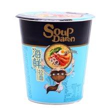 统一汤达人海鲜拉面杯(72g)