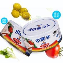 泰国原装进口小胖子沙拉酱金枪鱼罐头180g