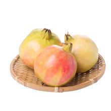 南荥阳河阴软籽石榴4斤(约7- 10个) 突尼斯软籽石榴 不用吐籽 多汁 爆浆 清甜可口