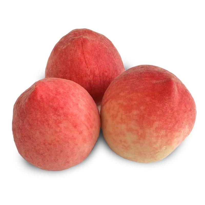 【华朴上品】北京平谷鲜桃 12枚新鲜水果4斤顺丰包邮图片