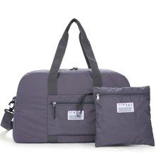 天逸TINYAT 男包可折叠旅行包手提丹独设计爵士品质行李袋女大容量登机包短途出差袋 TY/309