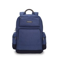 Mazurek迈瑞客双肩包男电脑包15.6寸苹果时尚商务背包大容量旅行包休闲包MK-1902