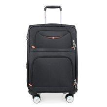 【下单立减80】WEMGE SABRE 时尚商务万向轮 牛津布拉杆箱旅行箱W-086