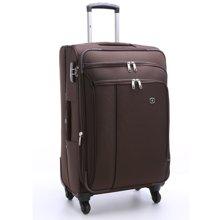 【下单立减80】WENGER NOBLR 万向轮牛津布商务拉杆箱旅行箱登机箱 20寸(1310)