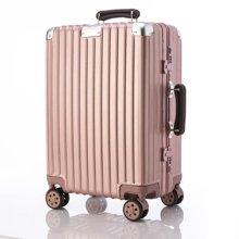 WEMGE SABRE 新款万向轮TSA海关密码锁拉杆箱 时尚休闲质感旅行箱硬箱5539