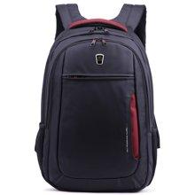 泰格奴背包男女士双肩韩版防水尼龙笔记本电脑包17寸 电脑背包 T-3029