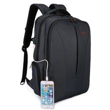 泰格奴 2017新款电脑包学生休闲书包旅行背包双肩包 T-B3220