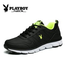 花花公子男鞋运动鞋透气青年男跑步鞋子时尚潮流秋季休闲潮鞋CX39120