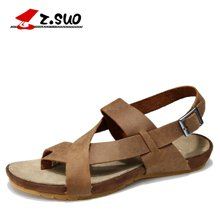 Z.Suo/走索男鞋凉鞋男夏季沙滩鞋男士防滑凉拖鞋男潮流休闲鞋男 ZS8398