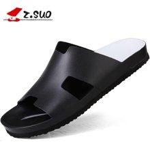 Z.Suo/走索男鞋一字拖鞋男夏季罗马男士拖鞋凉拖凉鞋男沙滩鞋潮 ZS18100