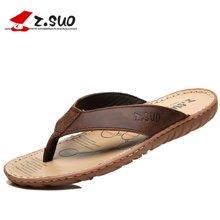 Z.Suo/走索男鞋大码人字拖男士拖鞋男夏季沙滩鞋凉鞋休闲鞋 ZS618N