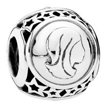PANDORA 潘多拉 925银银色处女星座串珠791941(1)