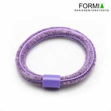 FORMIA芳美亚精美发圈皮筋弹力耐用时尚头饰HF6600304紫色