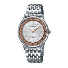 卡西欧LTH-1054时尚指针女士手表正品防水石英表简约女腕表包邮