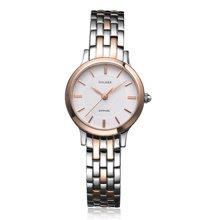 古尊(GOLGEN)手表 超薄系列石英女表玫瑰金色GN.9058L.VRS