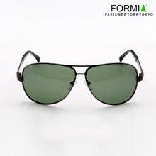 Formia芳美亚男士太阳镜潮人偏光镜蛤蟆镜墨镜司机专用驾驶镜男太阳眼镜  灰色