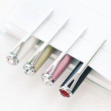 晨光中性笔0.5mm水笔时尚签字笔黑 学生办公用品 AGPA6901笔壳有4色请备注