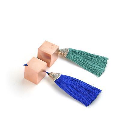 AlfunBel艾芳貝兒紫銅文房四寶鎮紙壓紙銅實心書法用品厚重手感好工藝精細-小號(兩只裝)X-9-98-24-2