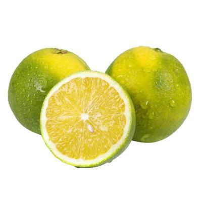 華樸上品 云南青皮C味橙5斤裝 約20個小橙子新鮮水果 酸甜多汁