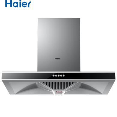海爾(Haier)歐式大吸力 18立方 不銹鋼 一級能效 靜音 吸排 油煙機 家用 CXW-200-E900T6V