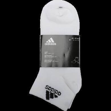 adidas阿迪達斯2019中性LIGHT ANK 1PP襪子DZ9405