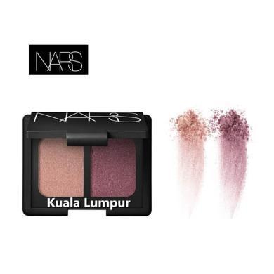 【支持购物卡】美国NARS/纳斯双色眼影持妆显色提亮吉隆坡 #Kuala-Lumpur  4g