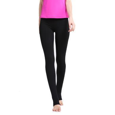 踩腳瑜伽褲 戶外運動跑步健身高腰高彈緊身瑜伽服長褲