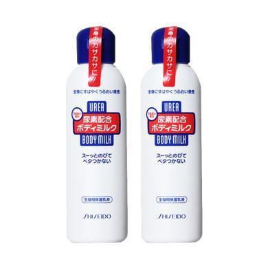 【支持購物卡】2瓶裝*SHISEIDO/資生堂 尿素身體乳 150ML