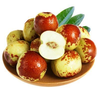 顺丰包邮【沾化冬枣5斤】食王记 冬枣5斤水果 脆甜鲜枣现摘新鲜水果