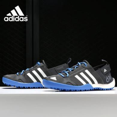 阿迪達斯 adidas 2019夏新款男子戶外涉水鞋 S77946