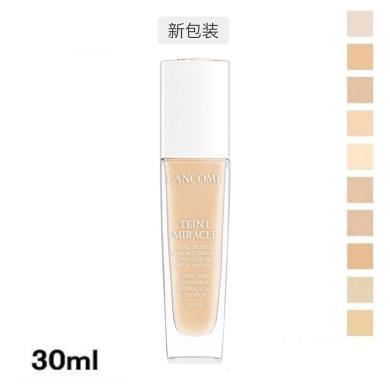 【支持購物卡】法國Lancome蘭蔻 奇跡薄紗粉底液 P-01陶瓷白 30ml