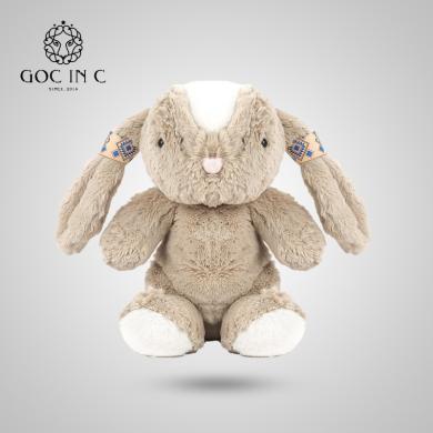 GOC IN C 印第安兔印第安熊电热饼暖手宝电暖宝充电安全防爆包邮