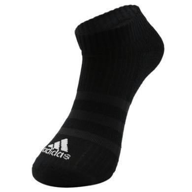 Adidas阿迪達斯男女夏季薄款低幫運動襪AA2283
