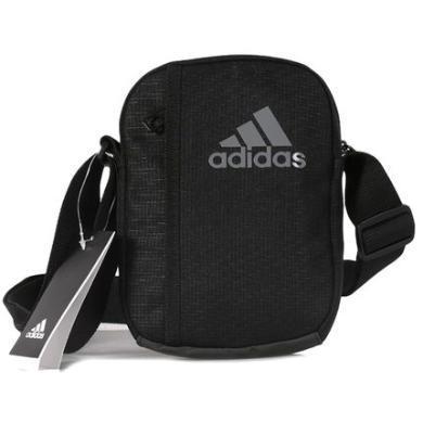 Adidas阿迪達斯男女休閑單肩斜跨包AJ9988