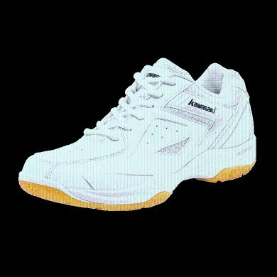 川崎(KAWASAKI)19年新款專業羽毛球鞋男女同款運動鞋防滑透氣減震